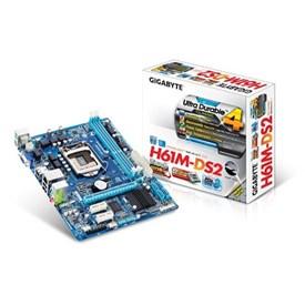 Jual GIGABYTE Motherboard Socket LGA1155 [GA-H61M-DS2]